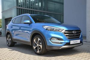 Hyundai Tucson 2.0 AT Comfort - 2017 г.в